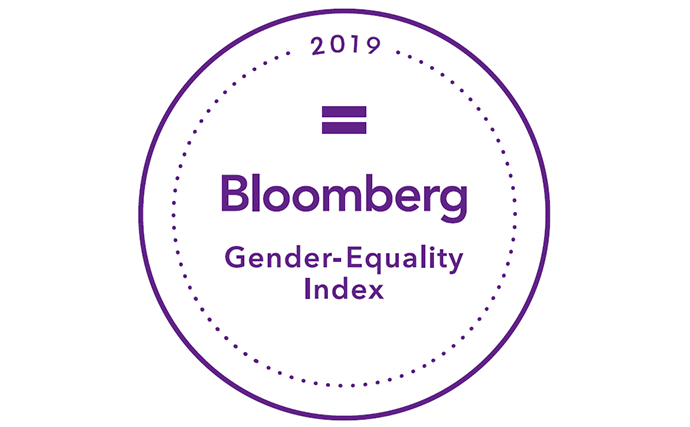 Bloomberg Gender-Equality Index