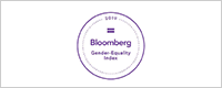 Bloomberg Gender-Equality Index バナー