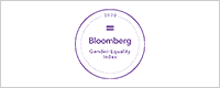 2020 Bloomberg Gender-Equality Index Bunner
