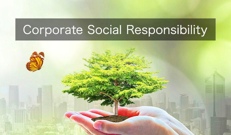 Corporate Social Responsibility(CSR) SP Image