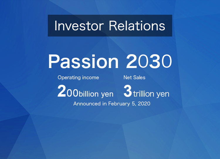 Investor Relations SP Image