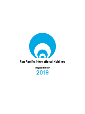 Pan Pacific International Holdings Integrated Report 2019